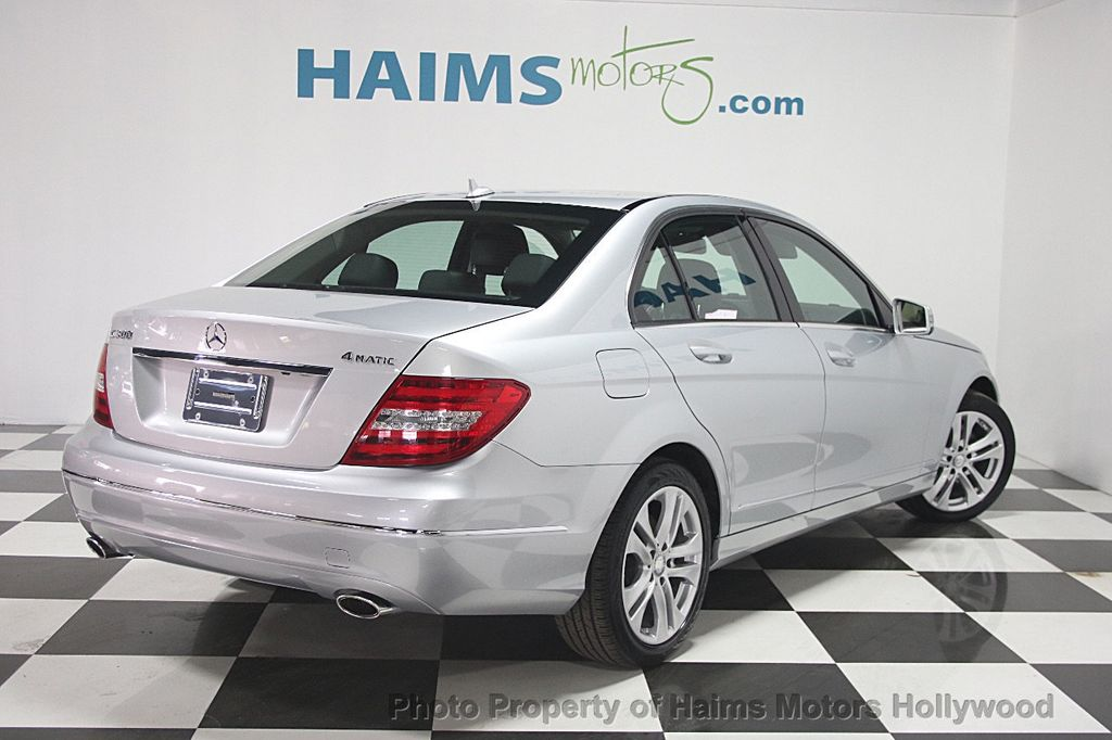 Charming 2014 Mercedes Benz C Class 4dr Sedan C300 Sport 4MATIC   15043806   3
