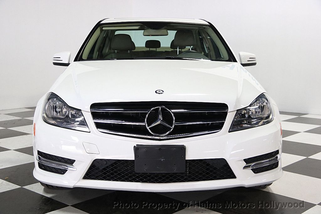 2014 used mercedes benz c class 4dr sedan c300 sport for Mercedes benz 2014 c class price