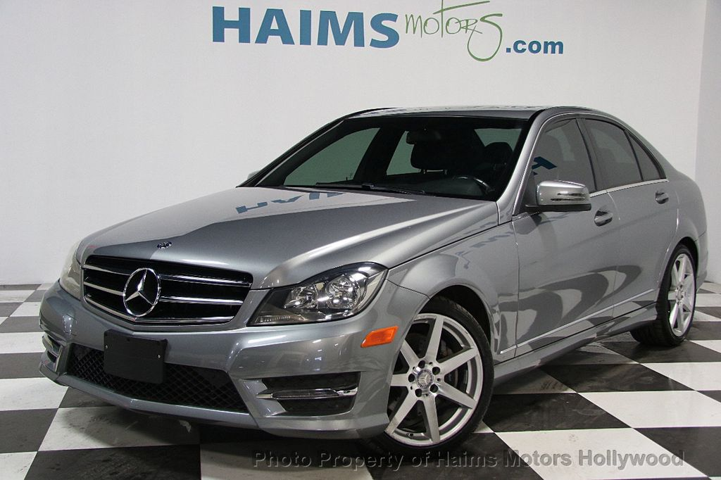 2014 used mercedes benz c class 4dr sedan c 300 sport for Mercedes benz 2014 c class price
