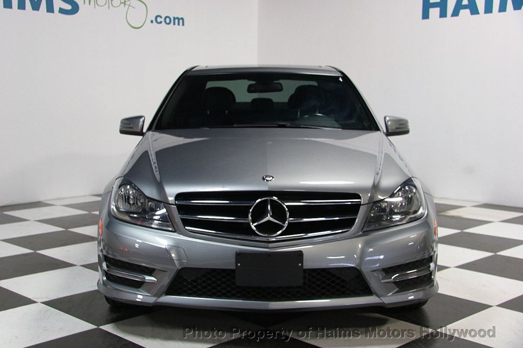 2014 used mercedes benz c class 4dr sedan c 300 sport
