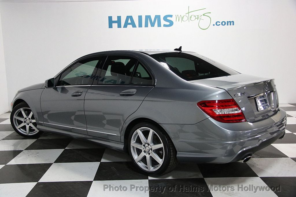 2014 Mercedes-Benz C-Class 4dr Sedan C 300 Sport 4MATIC - 16299162 - 3