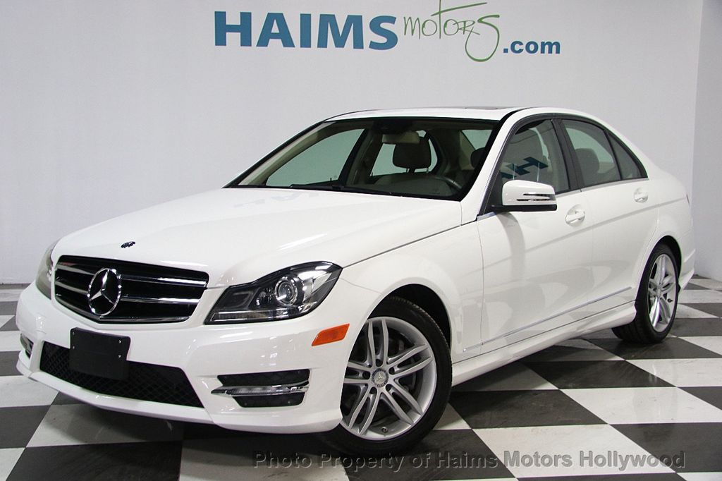 2014 Mercedes-Benz C-Class 4dr Sedan C 300 Sport 4MATIC - 16317079 - 0