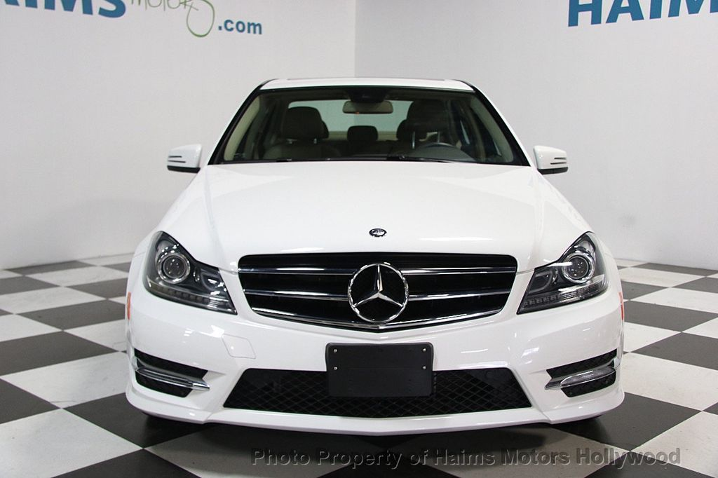 2014 used mercedes benz c class 4dr sedan c 300 sport. Black Bedroom Furniture Sets. Home Design Ideas