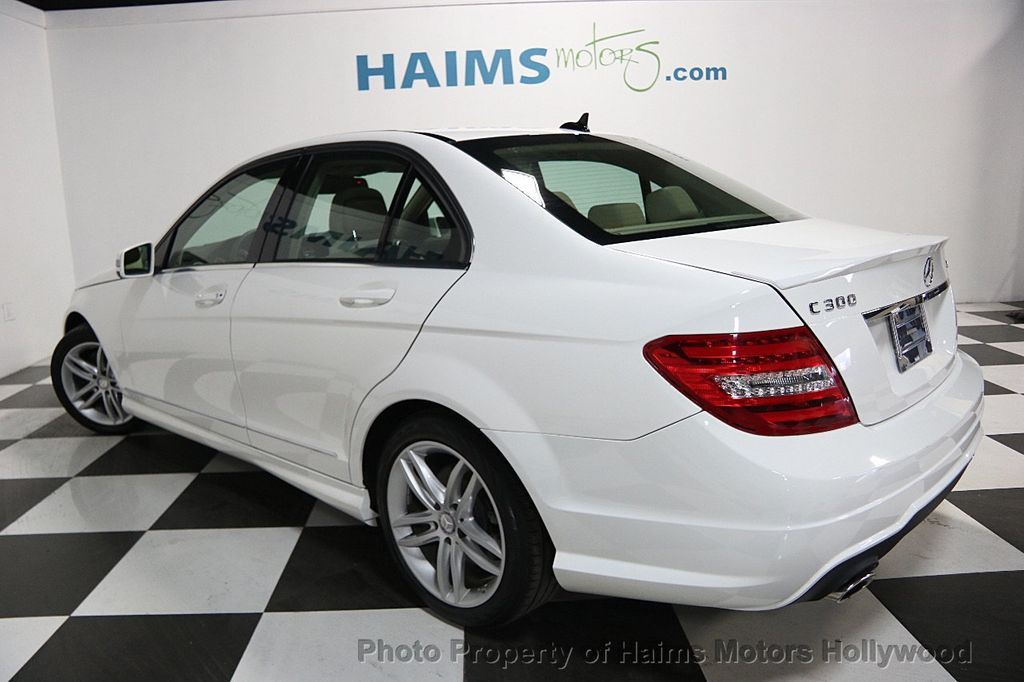 2014 Mercedes-Benz C-Class 4dr Sedan C 300 Sport 4MATIC - 16317079 - 3