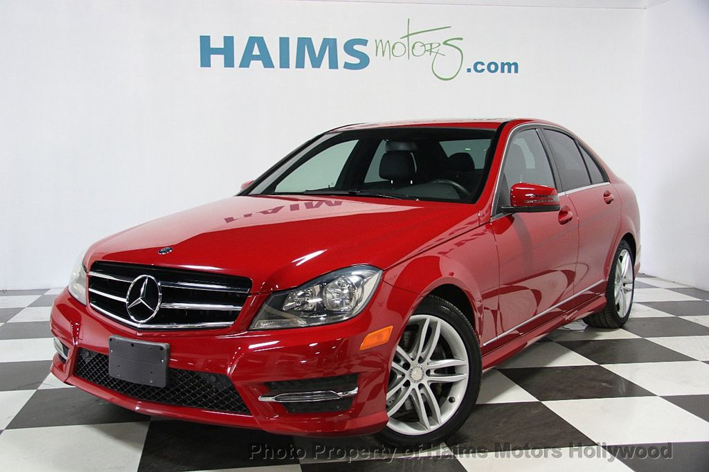 2014 used mercedes benz c class 4dr sedan c 300 sport 4matic at haims. Cars Review. Best American Auto & Cars Review