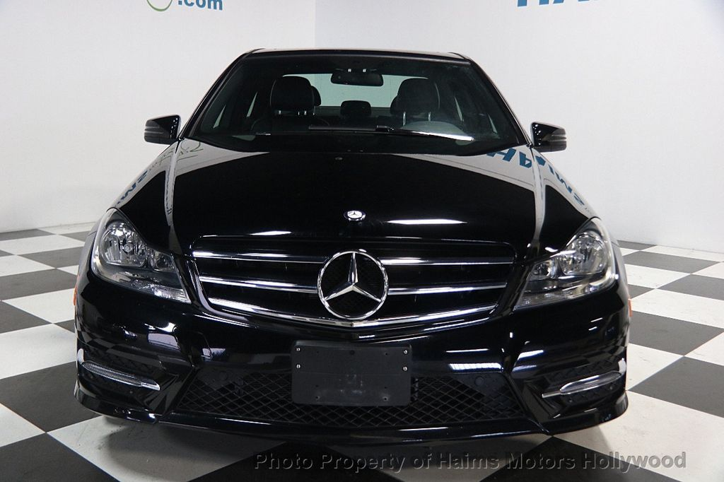 2014 Mercedes Benz C Class 4dr Sedan C 300 Sport 4MATIC   16634492