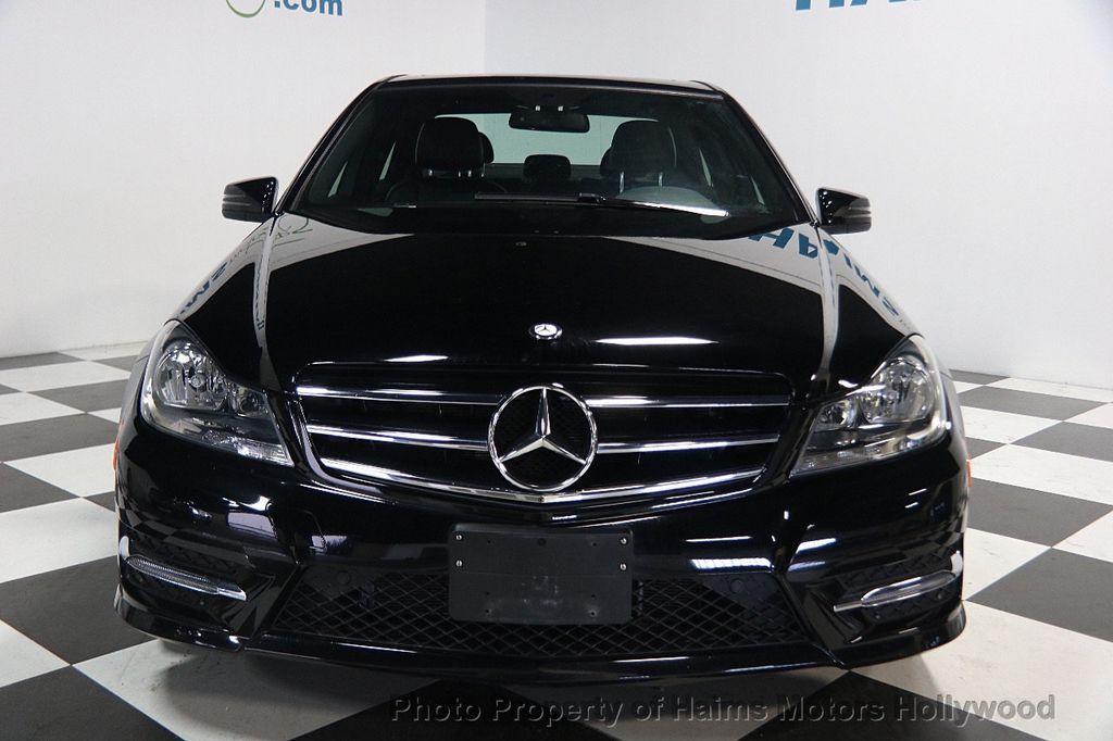 2014 used mercedes benz c class 4dr sedan c 300 sport - Mercedes c class coupe 4matic ...