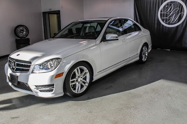 Amazing 2014 Mercedes Benz C Class 4dr Sedan C300 Sport 4MATIC