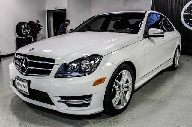 Superb 2014 Mercedes Benz C Class 4dr Sedan C300 Sport 4MATIC