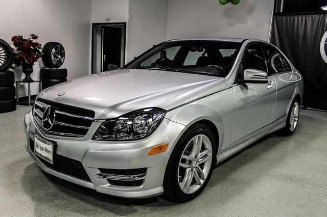 Lovely 2014 Mercedes Benz C Class 4dr Sedan C300 Sport 4MATIC
