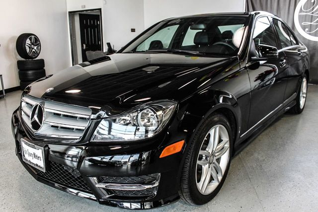 2014 used mercedes-benz c-class 4dr sedan c300 sport 4matic at