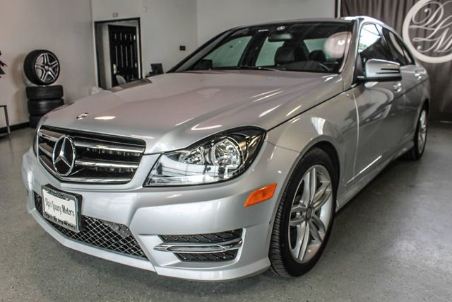 2014 Mercedes-Benz C-Class 4dr Sedan C300 Sport 4MATIC