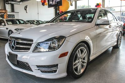 2014 Mercedes-Benz C-Class 4dr Sedan C300 Sport 4MATIC - Click to see full-size photo viewer