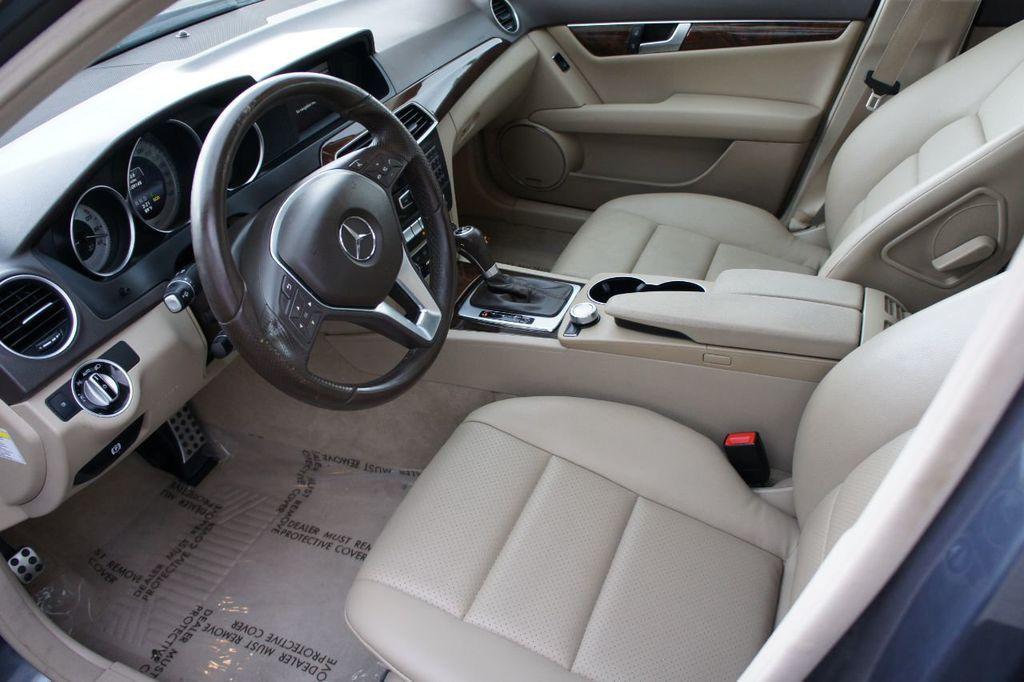 2014 Mercedes Benz C Class 4dr Sedan C 300 Sport 4MATIC   18036320