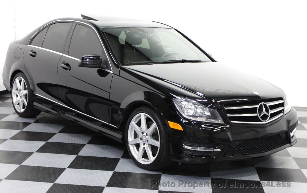 2014 used mercedes benz certified c300 4matic amg sport for Used mercedes benz c300 4matic