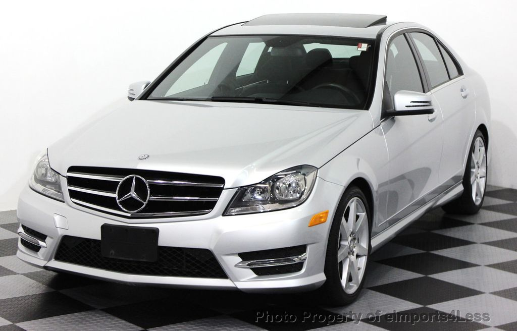 2014 Used Mercedes-Benz CERTIFIED C300 4Matic AMG SPORT ...