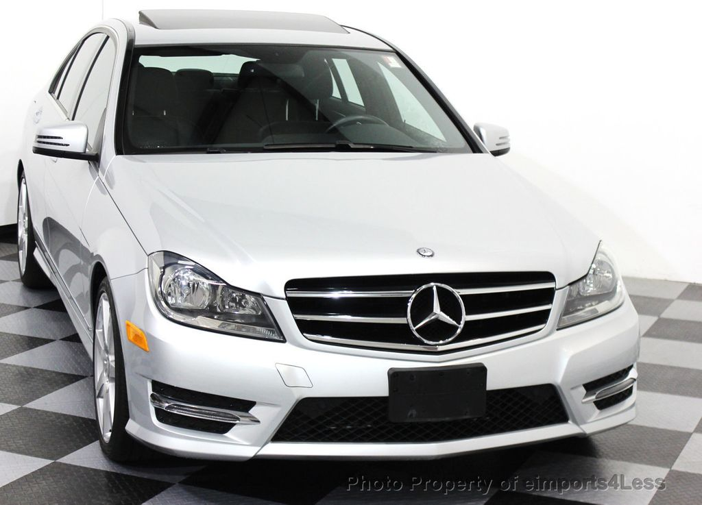2014 used mercedes benz certified c300 4matic amg sport for Mercedes benz cpo