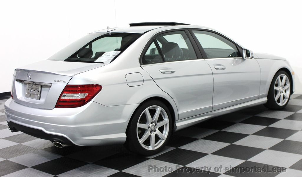 2014 used mercedes benz certified c300 4matic amg sport for Used mercedes benz c300 for sale
