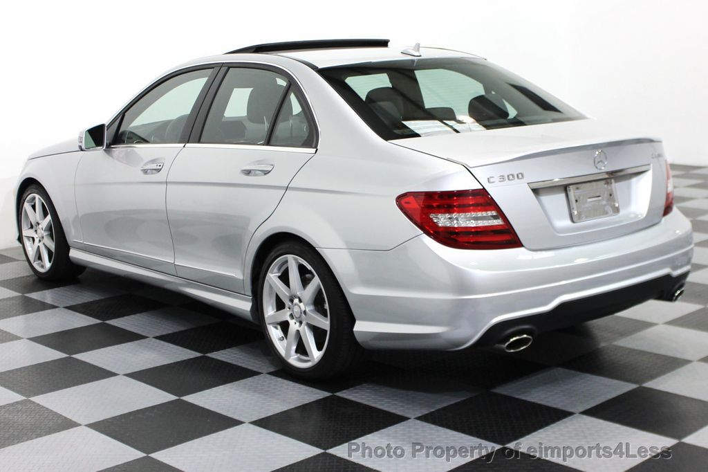 2014 used mercedes benz certified c300 4matic amg sport for 2014 mercedes benz c class c300 sport