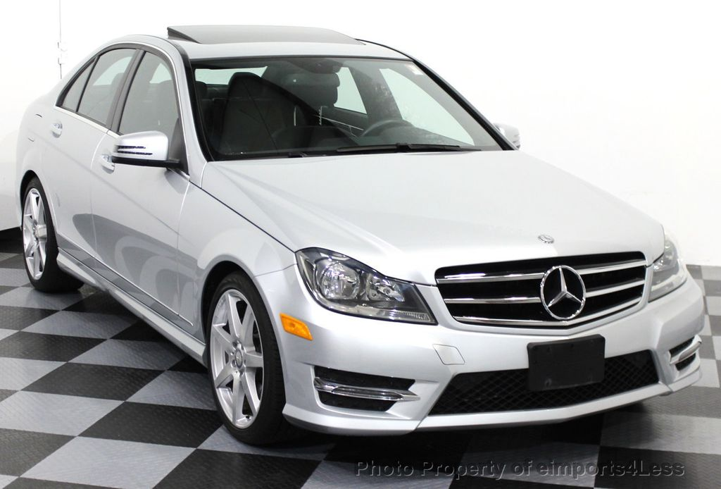 2014 used mercedes benz certified c300 4matic amg sport awd sedan navi at eimports4less serving. Black Bedroom Furniture Sets. Home Design Ideas