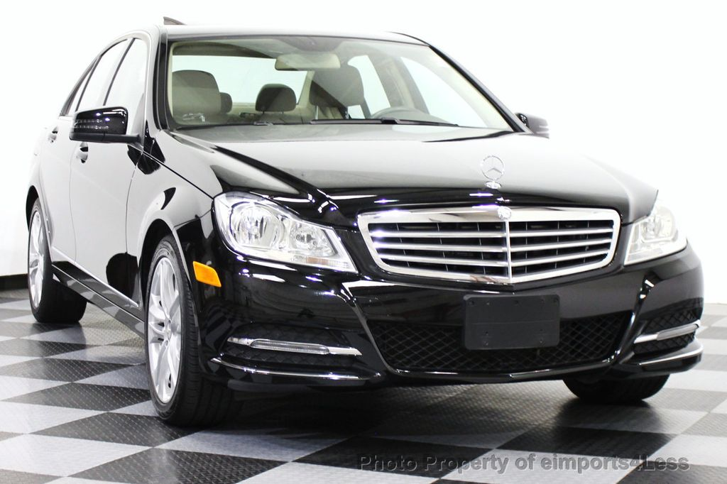 2014 Used Mercedes-Benz C-Class CERTIFIED C300 4Matic ...