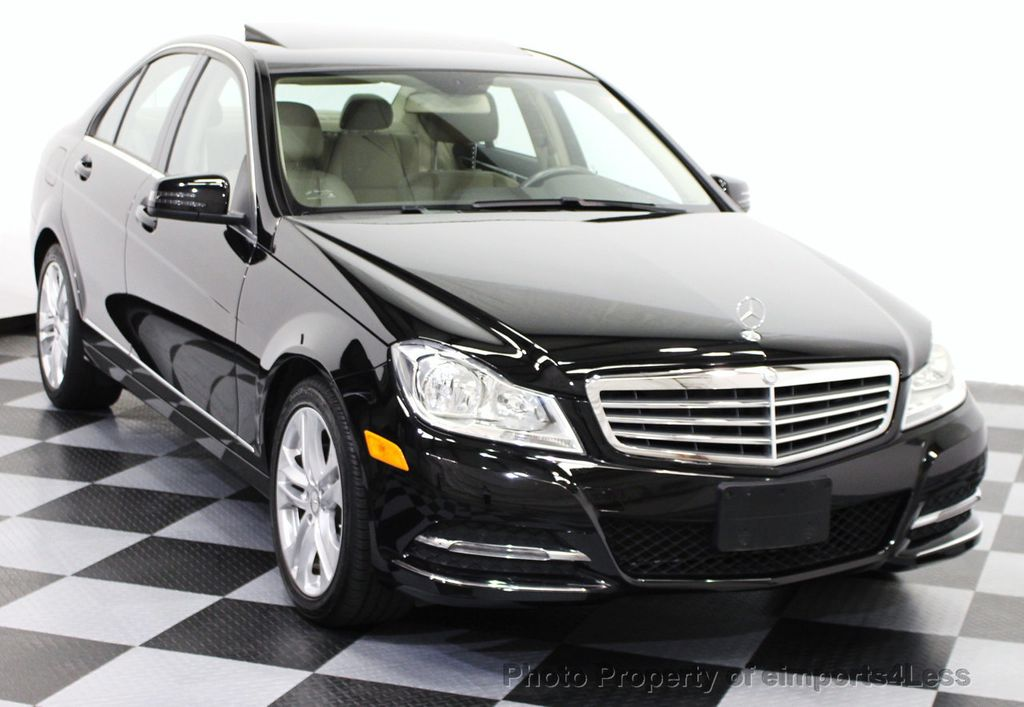 2014 used mercedes benz c class certified c300 4matic luxury pkg awd sedan camera navi at. Black Bedroom Furniture Sets. Home Design Ideas