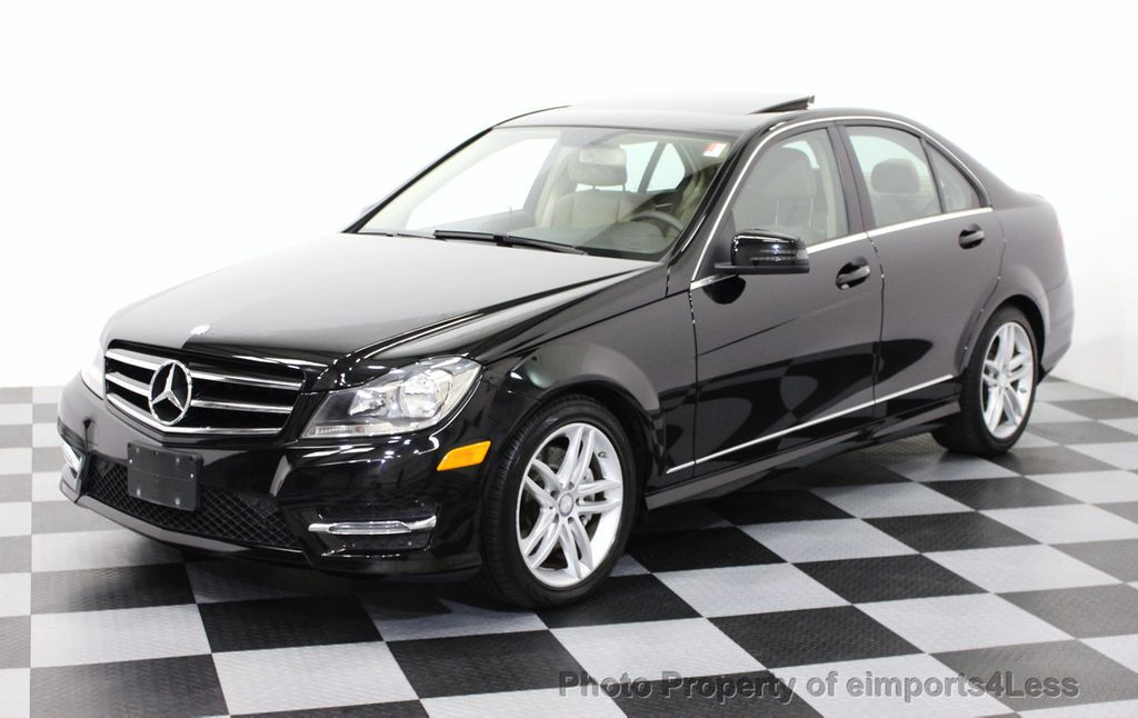 2014 used mercedes benz c class certified c300 4matic for Mercedes benz mechanicsburg pa