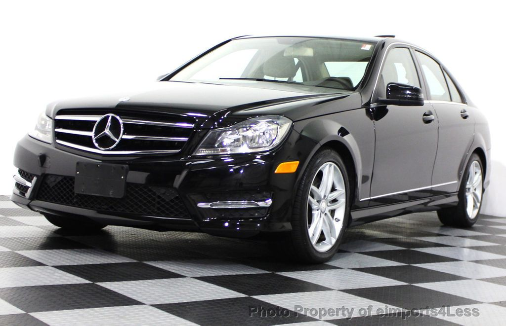 2014 used mercedes benz c class certified c300 4matic. Black Bedroom Furniture Sets. Home Design Ideas