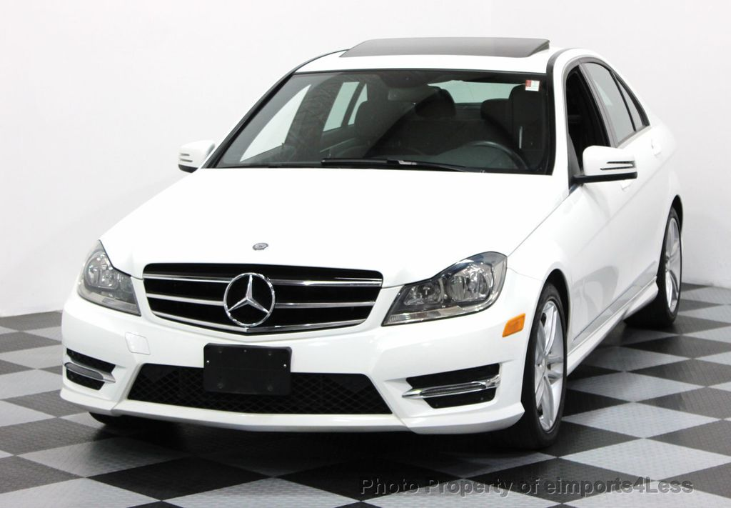 2014 Mercedes-Benz C-Class CERTIFIED C300 4Matic Sport Package AWD NAVIGATION - 16381224 - 12