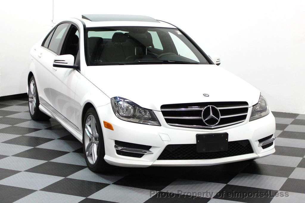 2014 Mercedes-Benz C-Class CERTIFIED C300 4Matic Sport Package AWD NAVIGATION - 16381224 - 14