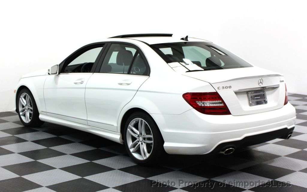 2014 Mercedes-Benz C-Class CERTIFIED C300 4Matic Sport Package AWD NAVIGATION - 16381224 - 15