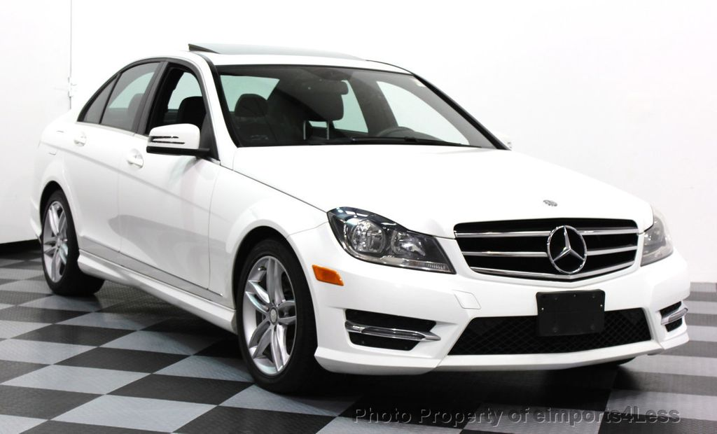 2014 Mercedes-Benz C-Class CERTIFIED C300 4Matic Sport Package AWD NAVIGATION - 16381224 - 1