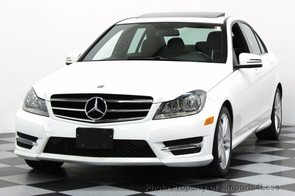 2014 Mercedes-Benz C-Class CERTIFIED C300 4Matic Sport Package AWD NAVIGATION - 16381224 - 21