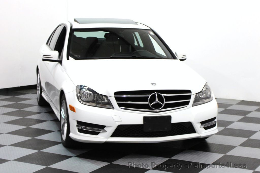 2014 Mercedes-Benz C-Class CERTIFIED C300 4Matic Sport Package AWD NAVIGATION - 16381224 - 22