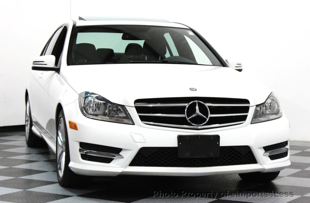 2014 Mercedes-Benz C-Class CERTIFIED C300 4Matic Sport Package AWD NAVIGATION - 16381224 - 23