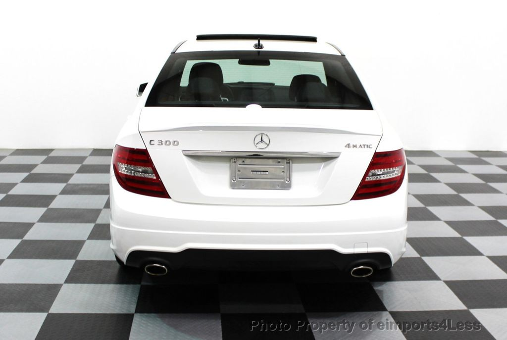 2014 Mercedes-Benz C-Class CERTIFIED C300 4Matic Sport Package AWD NAVIGATION - 16381224 - 25