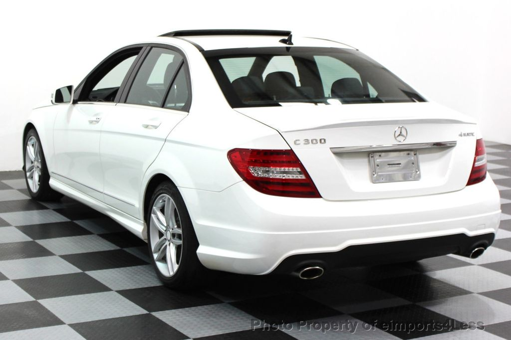 2014 Mercedes-Benz C-Class CERTIFIED C300 4Matic Sport Package AWD NAVIGATION - 16381224 - 2