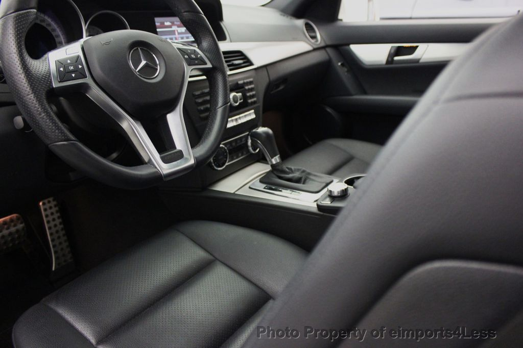 2014 Mercedes-Benz C-Class CERTIFIED C300 4Matic Sport Package AWD NAVIGATION - 16381224 - 34