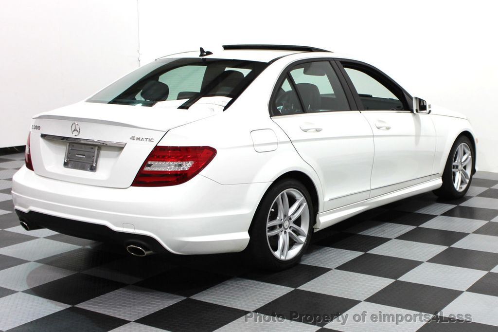 2014 Mercedes-Benz C-Class CERTIFIED C300 4Matic Sport Package AWD NAVIGATION - 16381224 - 3
