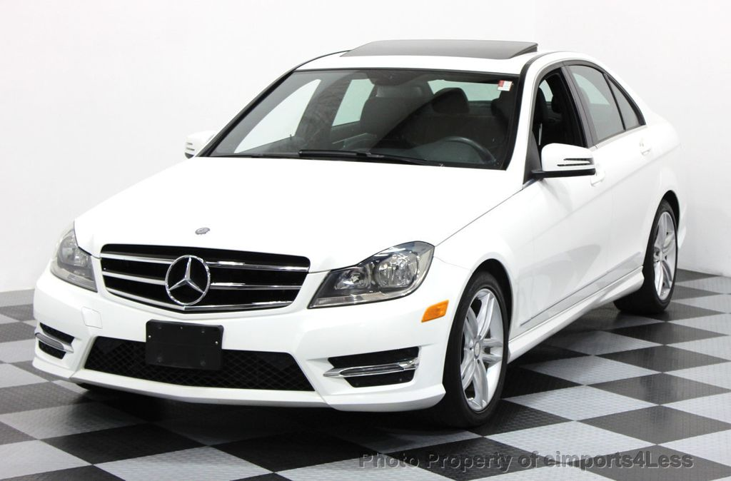 2014 Mercedes-Benz C-Class CERTIFIED C300 4Matic Sport Package AWD NAVIGATION - 16381224 - 51