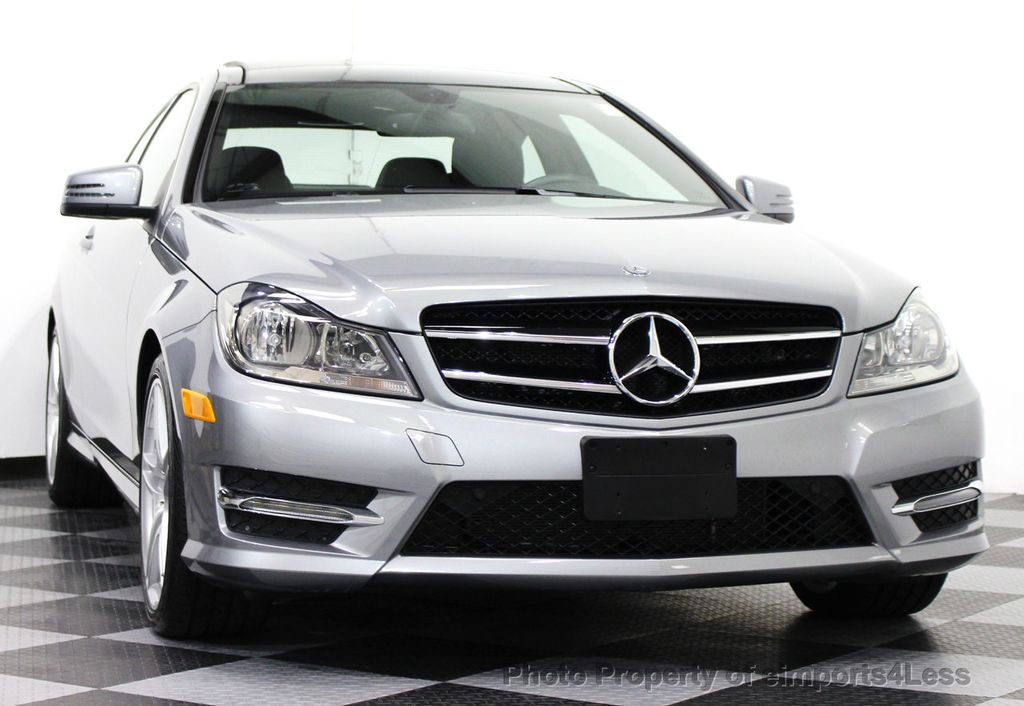 2014 used mercedes benz certified c350 4matic amg sport for Mercedes benz cpo
