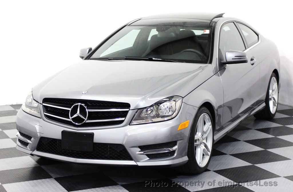 2014 used mercedes benz certified c350 4matic amg sport for Mercedes benz certified used cars