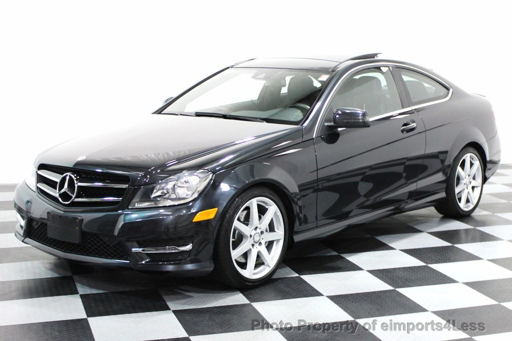 2014 used mercedes benz certified c350 4matic amg sport for 2014 mercedes benz c300 sport