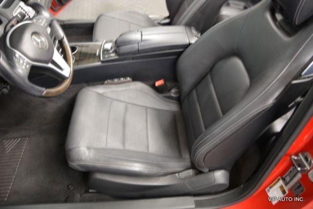 2014 Mercedes-Benz E-Class 2dr Cabriolet E 550 RWD - 18423653 - 22