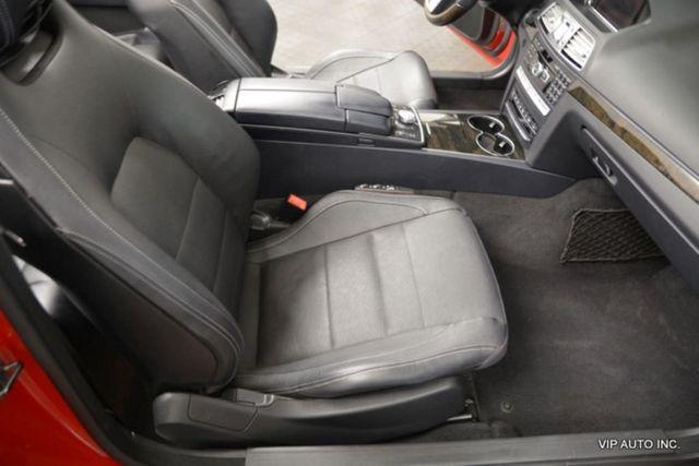 2014 Mercedes-Benz E-Class 2dr Cabriolet E 550 RWD - 18423653 - 23