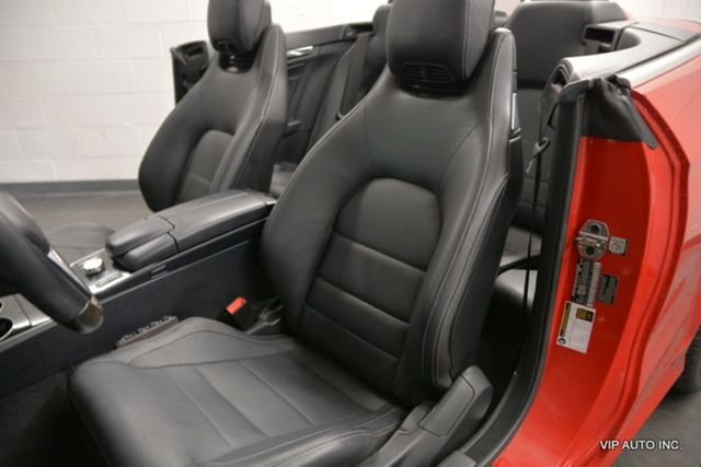 2014 Mercedes-Benz E-Class 2dr Cabriolet E 550 RWD - 18423653 - 24