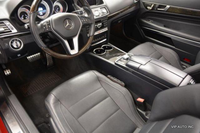 2014 Mercedes-Benz E-Class 2dr Cabriolet E 550 RWD - 18423653 - 26