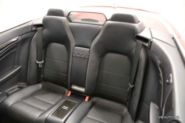 2014 Mercedes-Benz E-Class 2dr Cabriolet E 550 RWD - 18423653 - 28