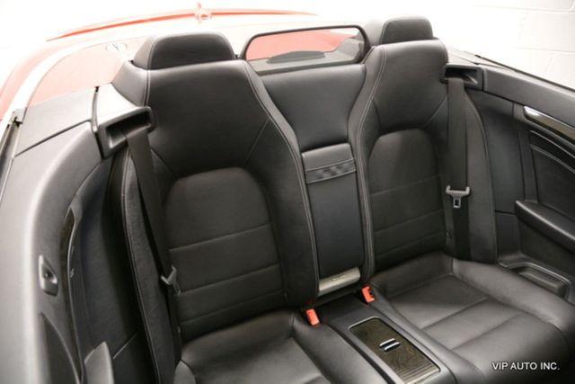 2014 Mercedes-Benz E-Class 2dr Cabriolet E 550 RWD - 18423653 - 29