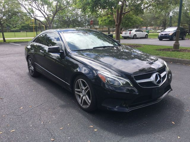 2014 Mercedes-Benz E-Class 2dr Coupe E 350 4MATIC - Click to see full-size photo viewer
